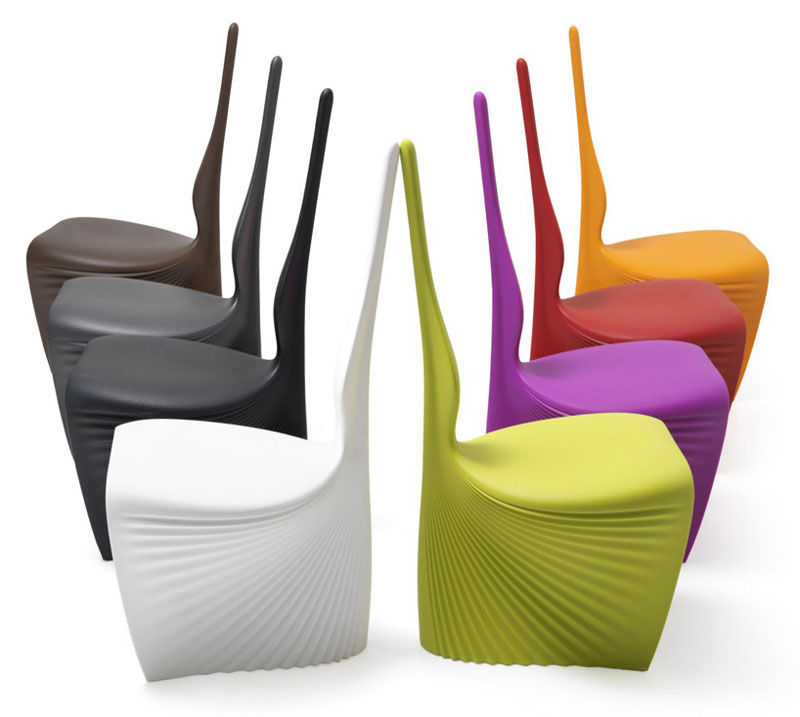 Moderne Stuhle Design Biophillia